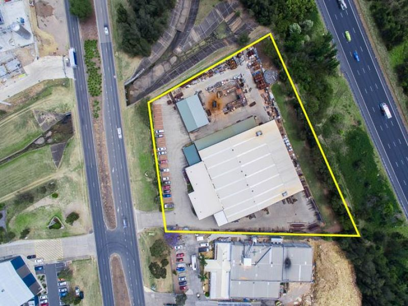 Freestanding Factory & Offices totalling 2,550m² with Yard Space, Awnings & High Power