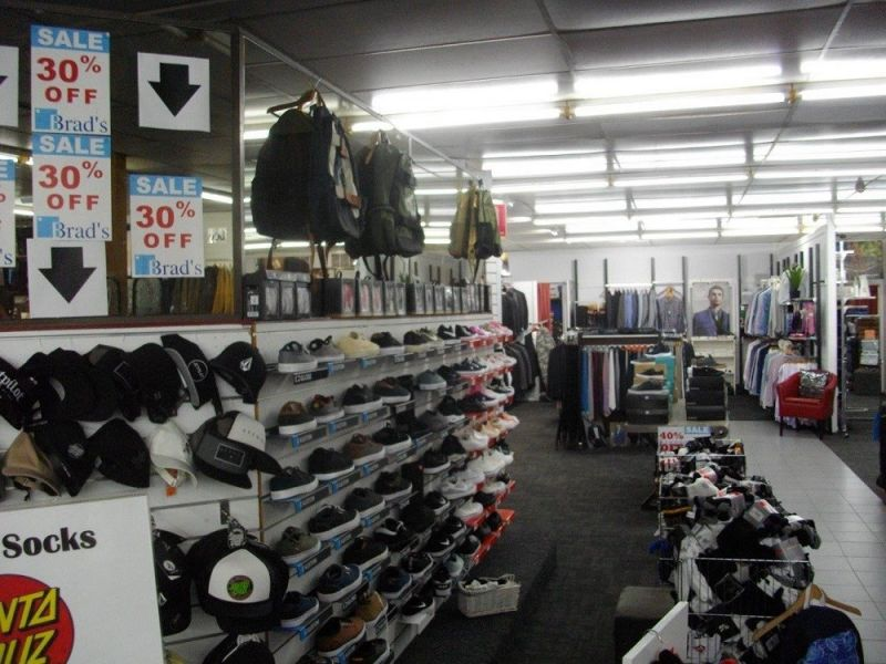 Busy retail clothing store, secure a great financial future.