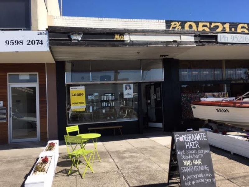 BUDGET RETAIL / OFFICE OPPORTUNITY ON MAIN ROAD