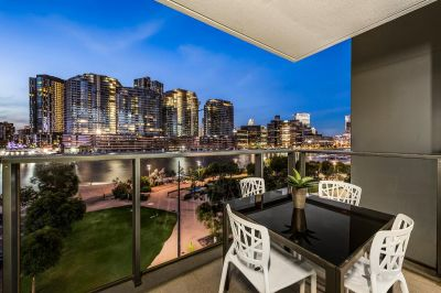 Enjoy Luxury and Space in a Unique Yarra's Edge Offering