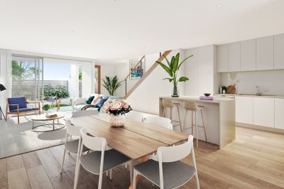 VUE Terrace Homes - COHESIVE CHARM, COMFORT AND QUALITY INSIDE & OUT