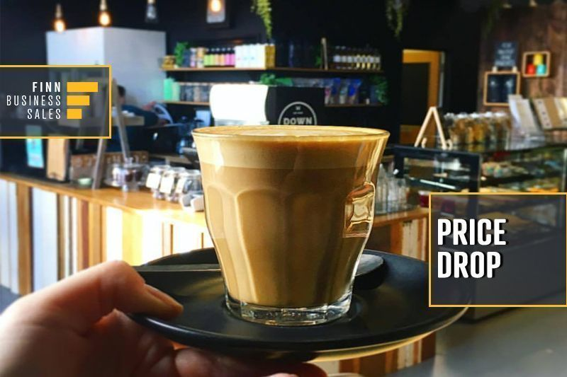 Drysdale's Booming Family Cafe