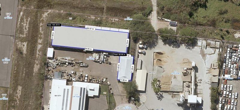 Large Industrial Facility & Separate Office Block