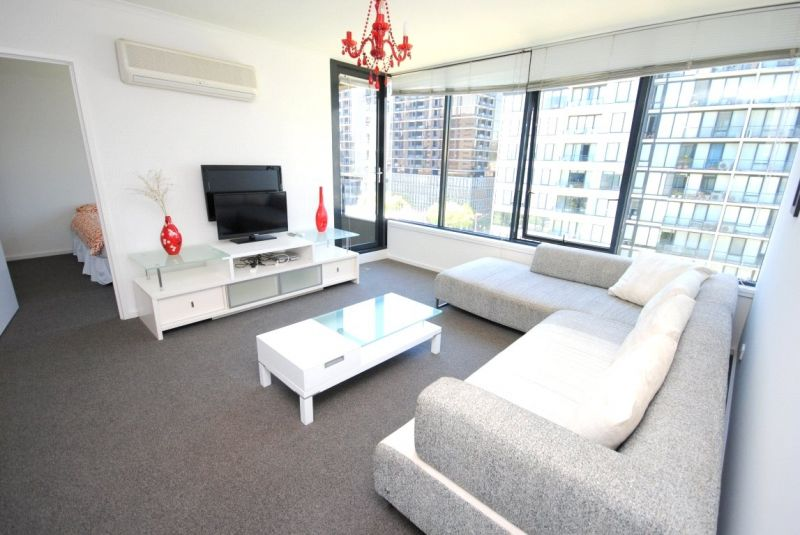 The Plaza: 7th Floor - Stunning Furnished South Melbourne Gem!