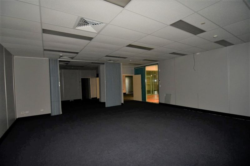 Ground Floor Office with Disabled Access