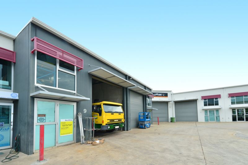 Industrial Warehouse For Owner Occupier