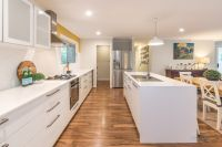 Beautifully renovated entertainer's delight with dual street access