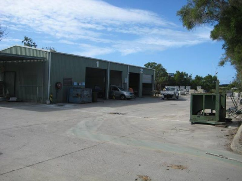 Huge Industrial Site For Lease!
