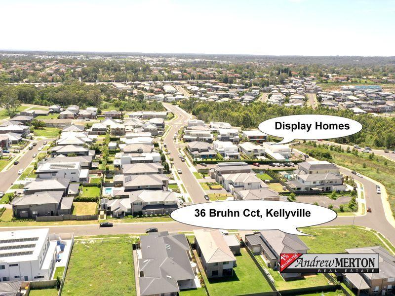 36 Bruhn Circuit, Kellyville