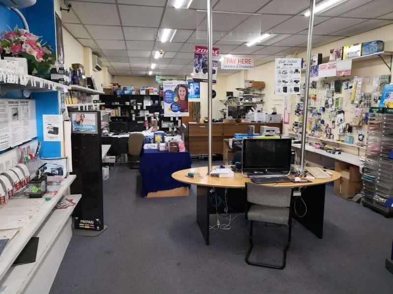 Ingleburn CBD retail shop easy parking