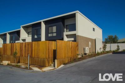 Ivy Townhouse for Lease
