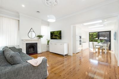 Spacious and vibrant Semi in the heart of Randwick