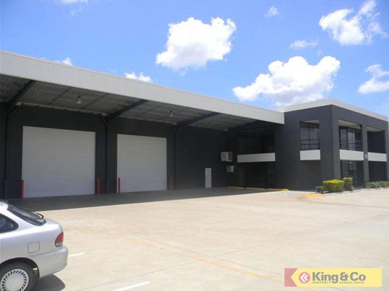 MODERN WAREHOUSE - ACCESS TO BOUNDARY ROAD