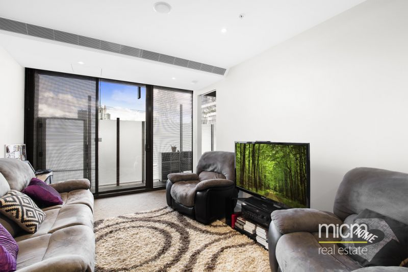 Rare Two Bedroom with Street Frontage