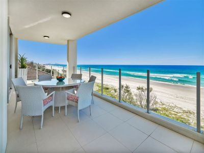 Absolute Beachfront Perfection!!