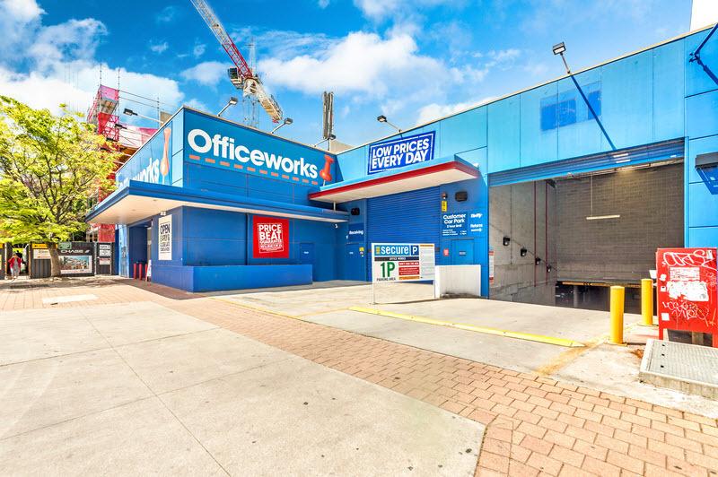 Prime Canberra CBD Retail Asset