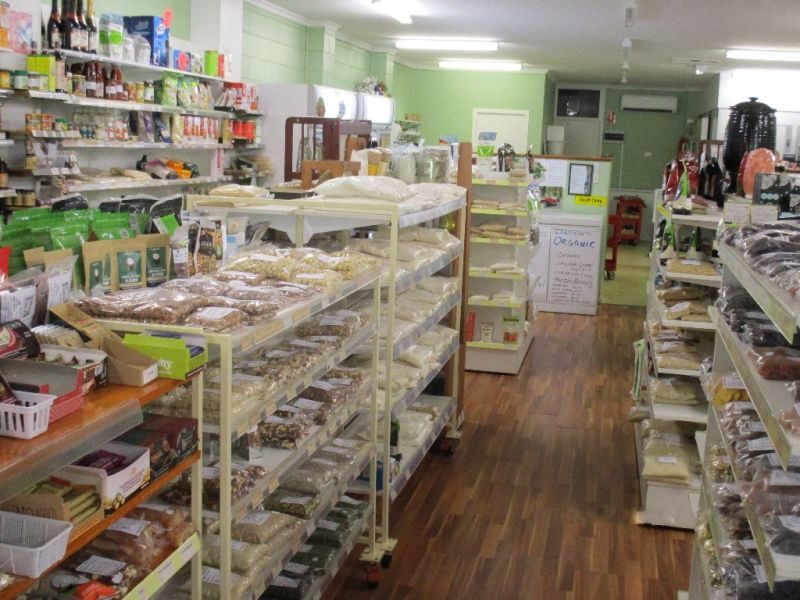 HEALTH FOOD SPECIALIST BUSINESS ESTABLISHED NEARLY 50 YEARS!
