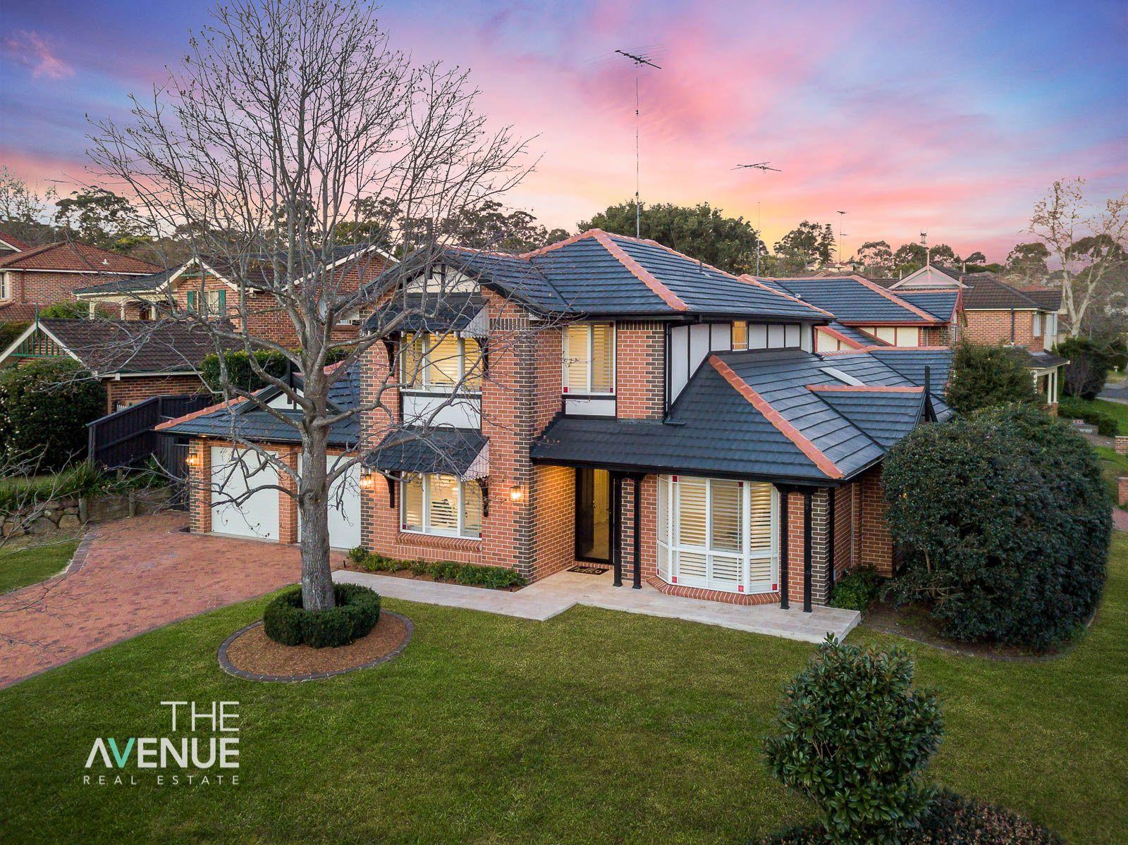 2 Bowen Close, Cherrybrook NSW 2126