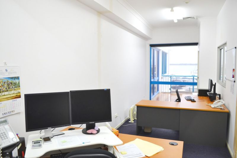 Fantastic Office Suite, Plus Balcony With Spectacular Water Views!