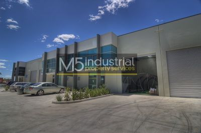 248sqm - Modern Industrial Strata Unit
