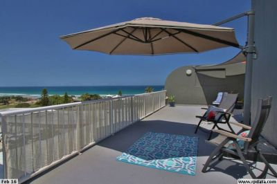 Fully Furnished Ocean View Penthouse