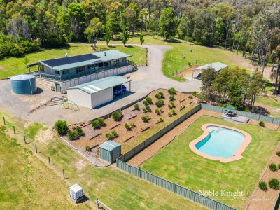 PRIVACY & SECLUSION ON 7.6 ACRES (APPROX)
