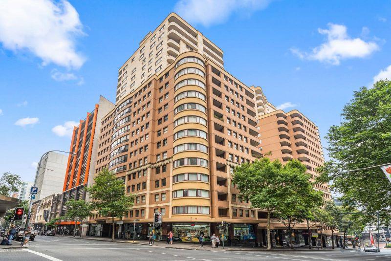 52/289-295 Sussex Street, Sydney