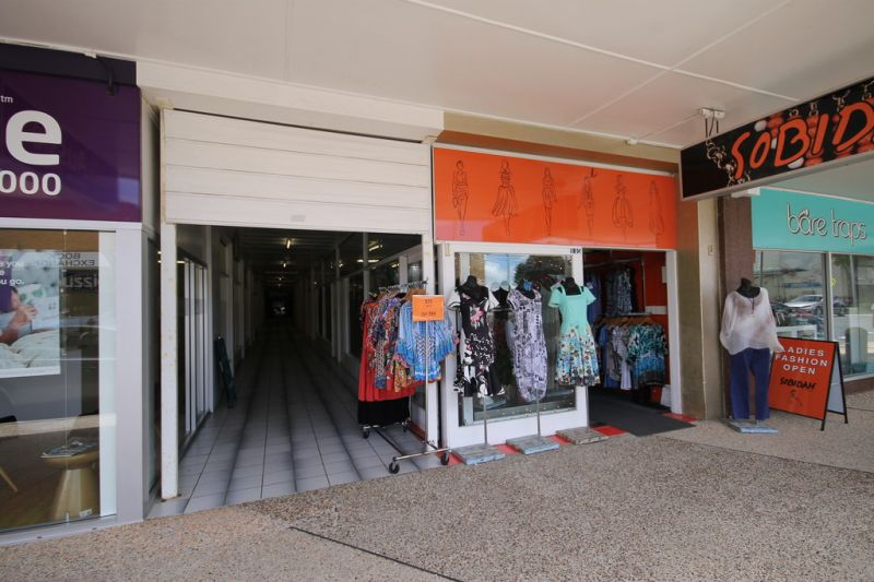 Cheapest Ground Floor Retail In Wynnum