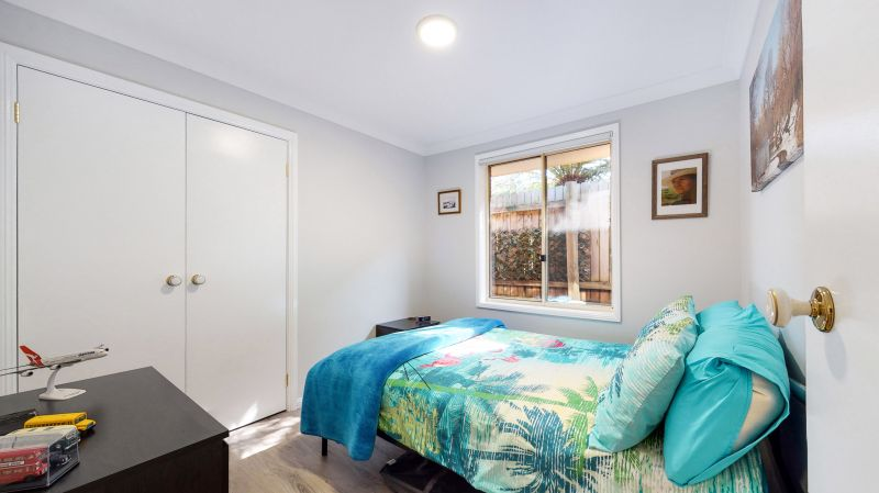 Torrens Title duplex with no strata fees