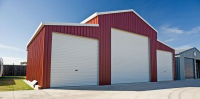Steel & Industrial Sheds