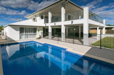 Fantasic Investment Property! Huge Modern Waterfront home with Air Con & Pool