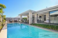 Stylish Home with Lap Pool, Opposite Park.