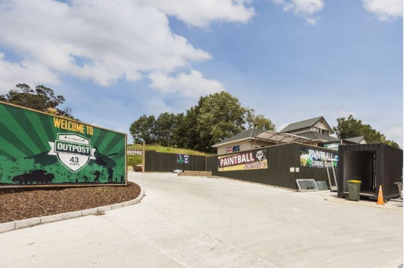 Entertainment precinct land for sale or lease