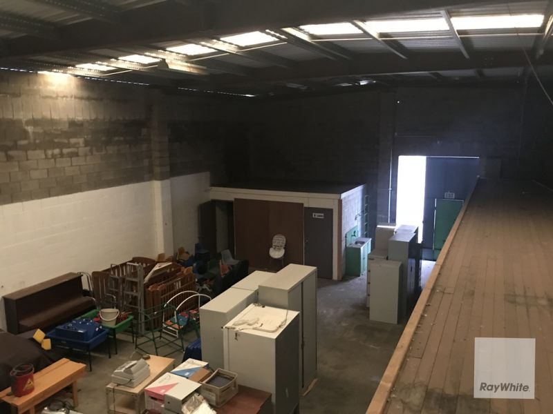 Freestanding Warehouse with Display Yard for Sale or Lease