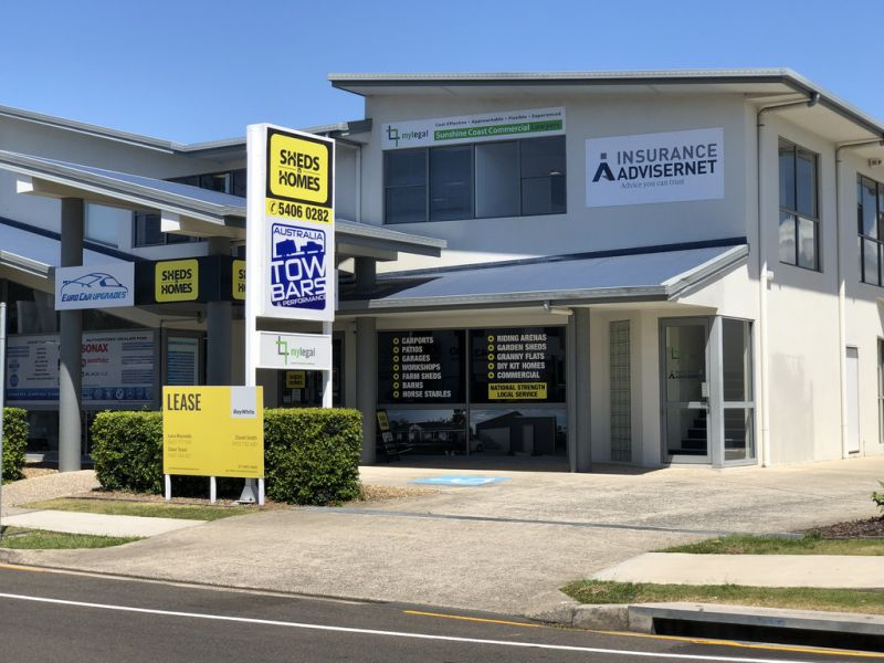 Incentives offered, Office Maroochydore CBD