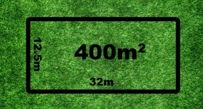 TITLED LAND - 400m2