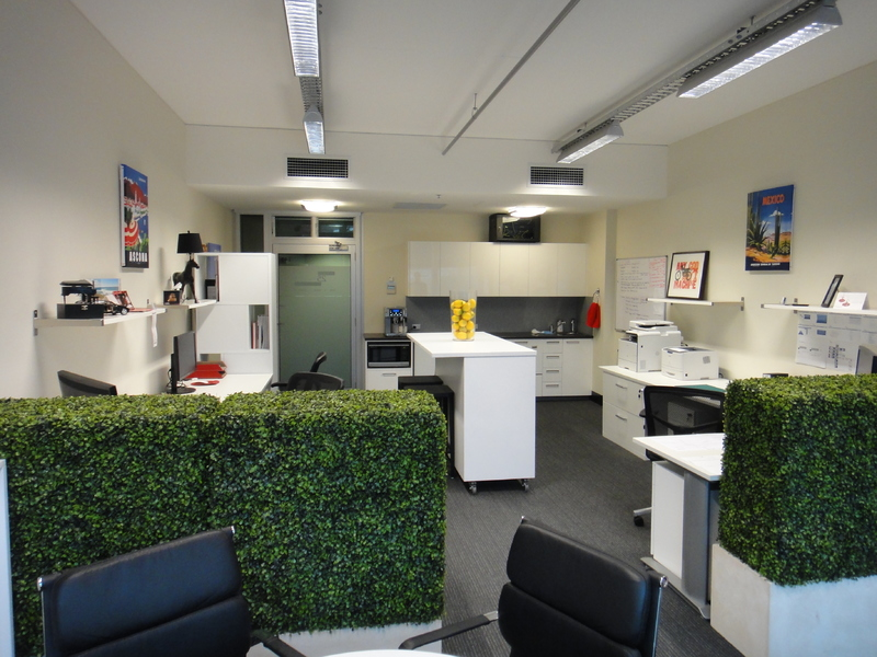 Completely fit-out office - available now!