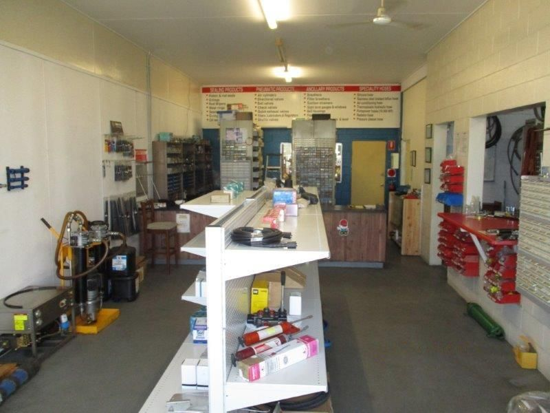 Enzed (Burdekin). Franchise Business.  Retail Store and Manufacturing.