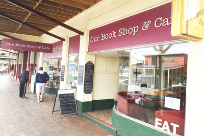 Business for sale - Our Bookshop & Cafe - the perfect match - Berry, NSW