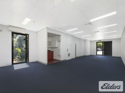CENTRAL GROUND FLOOR OFFICE OFFERING!!!