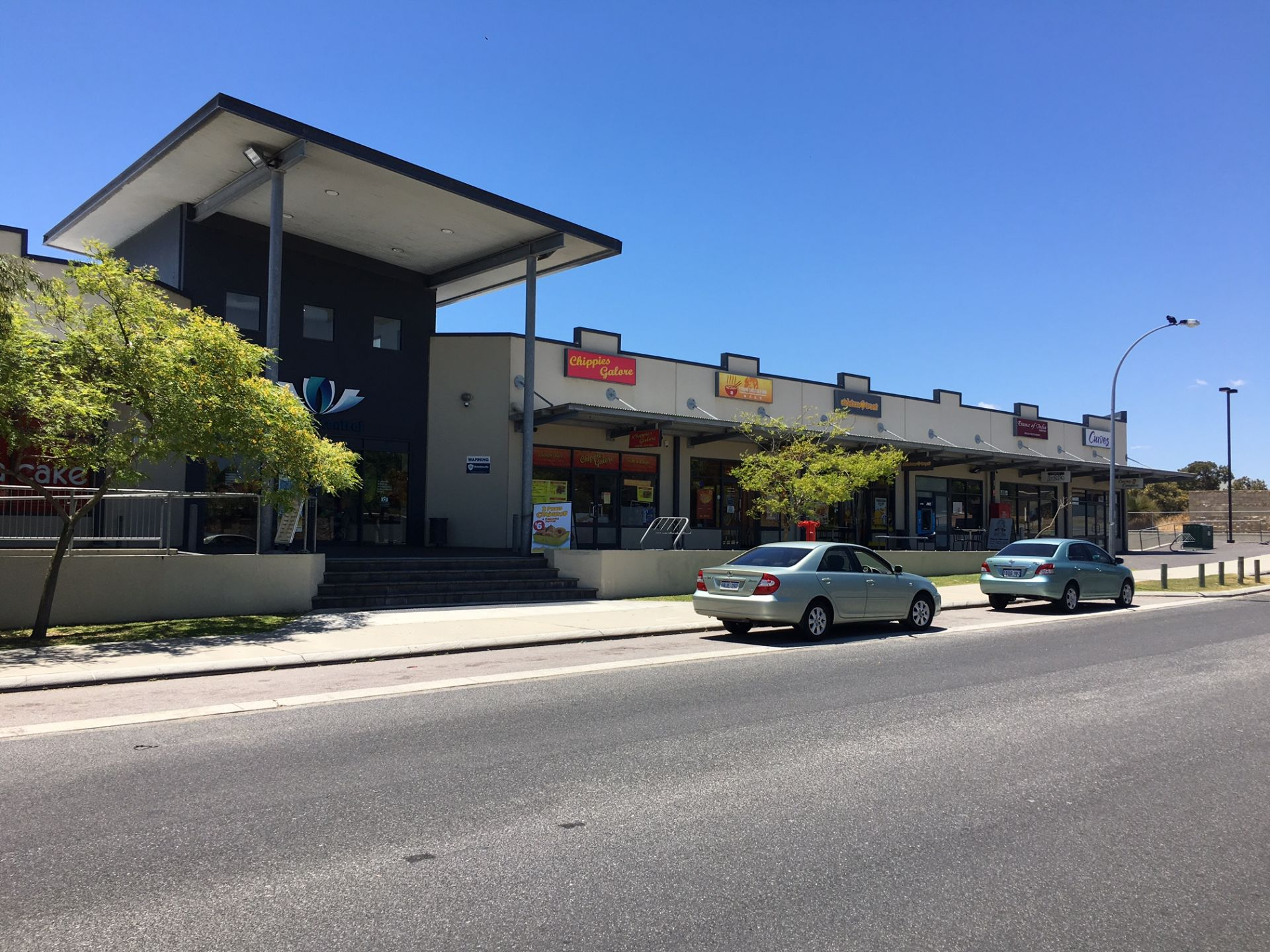 Established & Convenience Based Shopping Centre
