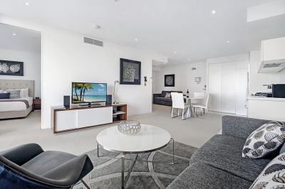 Standout Apartment in Tower One!