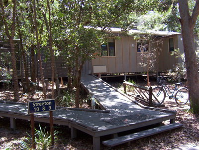 Island Paradise - Cabin Couran Cove Island Resort, South Stradbroke Island