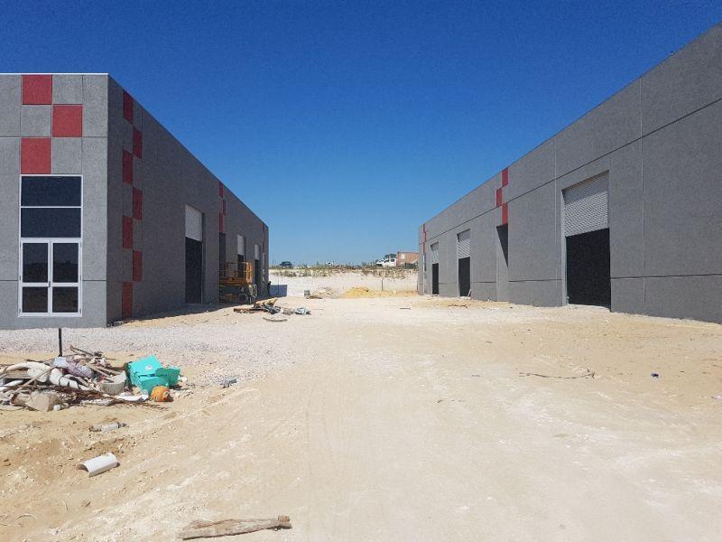 NEW WAREHOUSE UNITS – 210 sqm to 280sqm