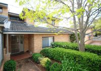 Spacious 3 Bedroom Townhouse. Sunny Courtyard. 3 Toilets. Double Garage. Personal Street Frontage. Quiet Location.