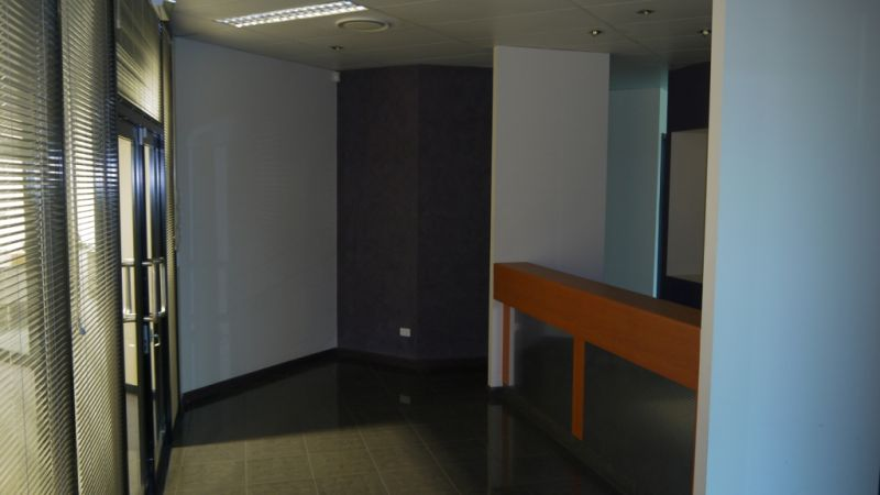 Corporate Style Office with Exceptional Quality Fit Out