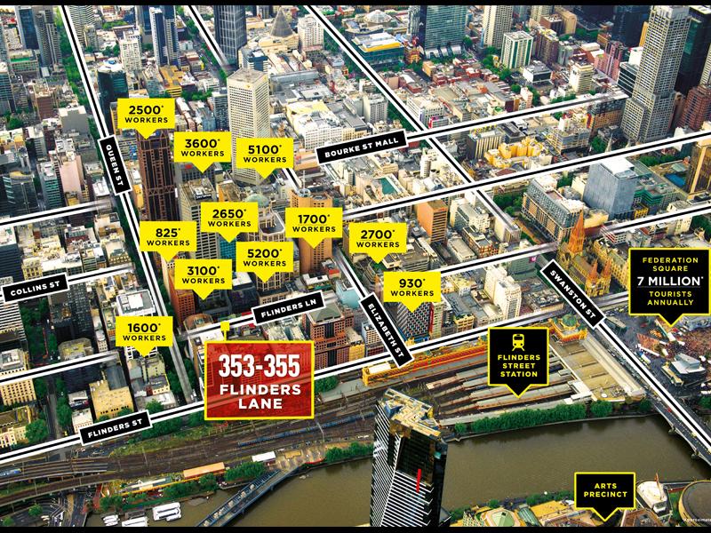 Prime CBD Corner Retail Investment