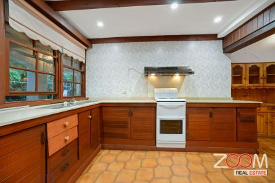 WELL-PROPORTIONED HOME IN STRATHFIELD