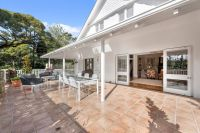 Classic Family Residence With North Aspect & Private Garden In Elite Address Opposite Vaucluse Bay Beach & Parklands