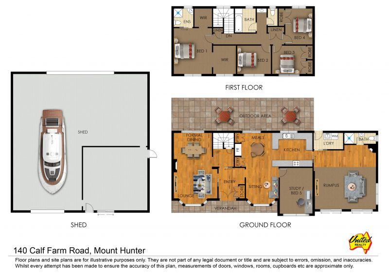 140 Calf Farm Road Mount Hunter 2570
